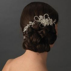 Peigne de cheveux pour votre mariage  Wrap Around