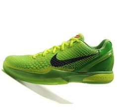 low priced 1bf69 22dc5 Nike Kobe VIII 8 Zoom System Green Shoes Y50