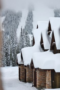 Red Mountain Ski Resort in Rossland - British Columbia | Canada. Christmas in the Rockies!