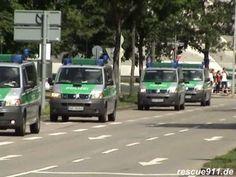 Großeinsatz Polizei München