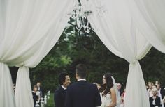 Sophisticated Summer Wedding at Historic Cedarwood | Historic Cedarwood | All Inclusive Designer Weddings
