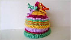 I want to learn to crochet toboggans!