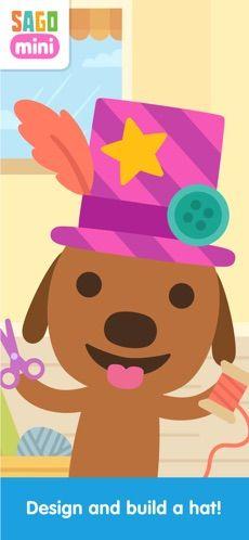 Sago Mini Hat Maker on the AppStore
