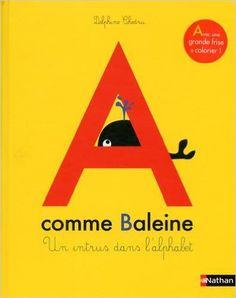 Amazon.fr - A comme Baleine - Delphine Chedru - Livres
