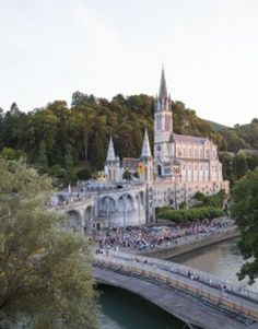 Can a skeptic get beyond the kitsch in Lourdes, France and find the true miracle of this holy place?