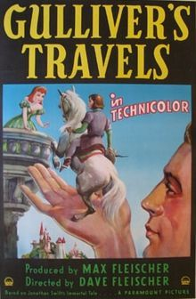 Gulliver's Travels (1939 film) - Wikipedia, the free encyclopedia