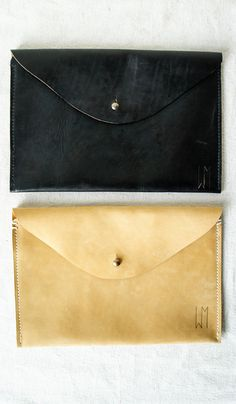 Leather Laptop Case