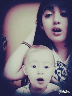 Com minha Maninha linda!!❤❤❤