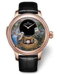 Jaquet Droz - The #Bird Repeater watch