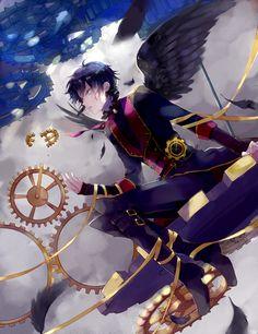 images for anime art Art Manga, Manga Boy, Anime Manga, Anime Art, Hot Anime Boy, Anime Guys, Anime Style, Mika Kagehira, Anime Prince
