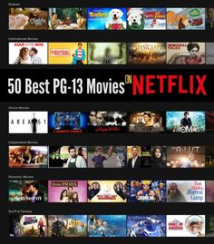 50 Best PG-13 Movies on Netflix