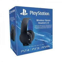 PS4 WIRELESS STEREO HEADSET 2.0 | nagyonjo.eu | @giftryapp