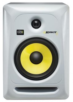 KRK's Rokit 6 G3 (Generation 3) powered studio monitors offer professional performance and accuracy