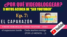 Quiero ser Youtuber:  deshaciendo mitos Social Media, Socialism, Te Quiero, Social Networks, Social Media Tips