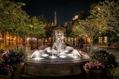 France at Epcot's World Showcase |