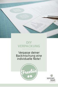DIY VERPACKUNG FÜR BACKMISCHUNG. Du liebst DIY Geschenke? Hier findest du deine DIY Backmischung als Geschenk für deine Familie und deine Freunde. Die Anleitung und das Freebie für dein Geschenk findet du auf www.blog.sonnenblatt.at Viel Spaß beim Schenken deiner Backmischung.  #sonnenblattdesign #Weihnachtsgeschenk #Geschenk #lastminuteweihnachtsgeschenk #diygeschenk #freebie #Backmischung #Anleitung #Geschenkfürfreunde #Geburtstagsgeschenk