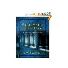 Great resource for systematic theology.