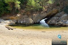 Tripiti is a large beach in the northern part of the island. Thasos, Golf Courses, Island, Beaches, Greek, Sands, Islands, The Beach, Greece