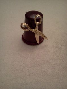 thimble by Thimble Collection by Tanil Vaner, via Flickr