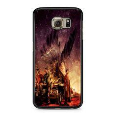 Supernatural Painting Art Samsung Galaxy S6 Case