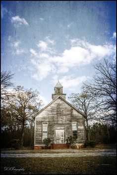 Old Country Church, Georgia