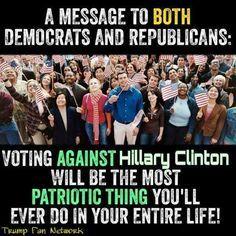 Manipulative + power-hungry + lying + corrupt = Hillary Clinton