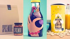 Packaging Design : 15 Stunning  Design Inspiration