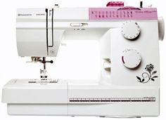 Mijn mooie naaimachine