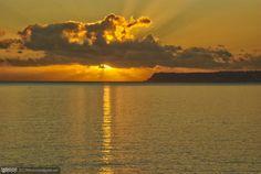 Sunrise ... (Torbay)