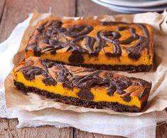 Čokoládovo-dýňový cheesecake | Recepty Albert