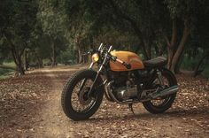 Honda GB250 Cafe Racer by Sabbath Bob Custom #motorcycles #caferacer #motos | caferacerpasion.com