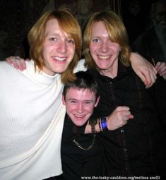 Harry Potter Icons, Draco Harry Potter, Harry Potter Pictures, Harry Potter Characters, Daniel Radcliffe Harry Potter, Oliver Phelps, Fred Y George Weasley, F4 Boys Over Flowers, Phelps Twins