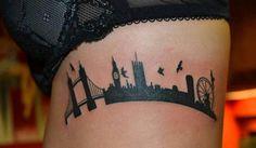 Tatuajes de Ciudades - Londres