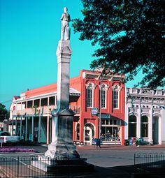 Mississippi Oxford The Square by visitmississippi, via Flickr
