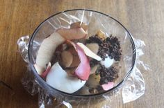"The ""Best"" DIY Fruit Fly Trap - Whole New Mom This trap was tested and worked best."