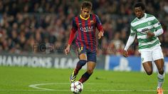11/12/2013 FC Barcelona 6 - 1 Celtic FC #FCBarcelona  #ChampionsLeague