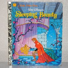 Walt Disneys Sleeping Beauty 104-66  Year :1986 First Edition $ 3.00 $5.00 Plus Shipping  No Writings and no torn pages