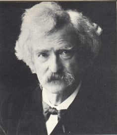 """Mark Twain, famous American writer, Samuel Langhorne Clemens, better known by his pen name Mark Twain, was an American author and humorist. He wrote The Adventures of Tom Sawyer and its sequel, Adventures of Huckleberry Finn, the latter often called """"the Great American Novel."""