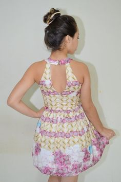 Vestido Infantil Diforini Moda Infanto Juvenil 010765 - comprar online