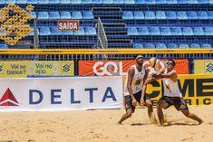 eff3cf040 Orlando Gonzalez A dupla de vôlei de praia de Maringá