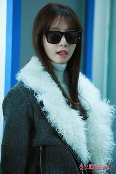 #Yoona #SNSD - Incheon Airport