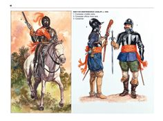 Dutch Armies of the 80 Years' War 1568–1648