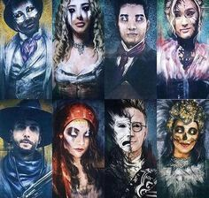 Season 2 Escape The Night Tarot Card Escape The Night Joey Graceffa Monster High Pictures