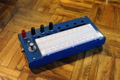 Guitar Pedal Prototyping board