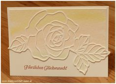 stampin up rosengarten