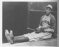 negro league baseball | baseball player satchel paige negro baseball league feb 7 by wgby ...