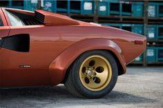 Original Lamborghini Countach – LP400S Series 1 For Sale | Be Street