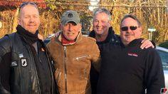Roadside rescue on Veterans Day 16