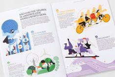 Co-Founder of the design studio HammerAlbrecht Book Cover Design, Book Design, Layout Design, Editorial Layout, Editorial Design, Layout Inspiration, Graphic Design Inspiration, Newsletter Layout, Magazin Design