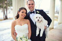 Canfield Casino Wedding Photos | Krystal & Adam Precious!